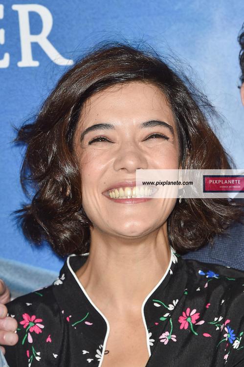 Mélanie Doutey Avant première du film Donne Moi des Ailes Dimanche 6 Octobre 2019 UGC Normandie Paris