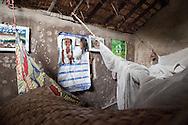 Repubblica Democratica del Congo e Repubblica Centrafricana, 2012<br /> La sanit&agrave; in Africa. <br /> Ospedale pubblico del villaggio di Zongo, in Repubblica Democratica del Congo.<br /> <br /> Democratic Republic of Congo and Central African Republic, 2012<br /> The health in Africa.<br /> Public hospital in the town of Zongo, in Democratic Republic of Congo.