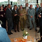 Opening Graaf Wichman Plein 2000 Huizen, speech Nico de Kruyff