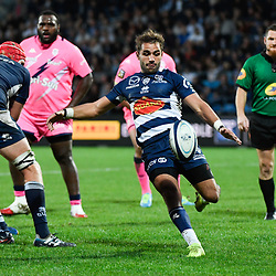 Paul ABADIE of Agen during the Top 14 match between Agen and Stade Francais on October 19, 2019 in Agen, France. (Photo by Julien Crosnier/Icon Sport) - Paul ABADIE - Stade Armandie - Agen (France)