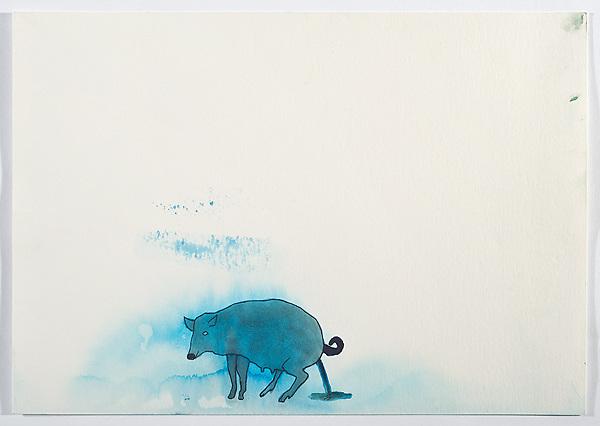 The work of Bowen Galleries' represented artist Noel McKenna