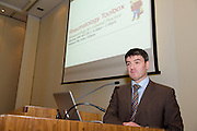 Dr. Ronan Kavanagh at Rheumatology Toolbox : Rheumatology for General Practice Conference at the Radisson Blu Hotel , Galway. Photo:Andrew Downes
