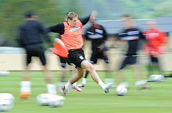 19.05.2010, Arena, Irdning, AUT, FIFA Worldcup Vorbereitung, Training England, im Bild Feture des Trainings, EXPA Pictures © 2010, PhotoCredit: EXPA/ S. Zangrando / SPORTIDA PHOTO AGENCY
