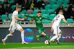 Stefan Savić of Olimpija during Football match between NK Olimpija and NK Maribor in 23rd Round of Prva liga Telekom Slovenije 2018/19 on March 16, 2019, in SRC Stozice, Ljubljana, Slovenia. Photo by Vid Ponikvar / Sportida