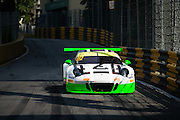 October 16-20, 2016: Macau Grand Prix. 912 Kévin ESTRE, Manthey Racing, Porsche 911 GT3R
