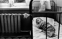 Hospital for abandoned children.<br />