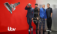 The Voice UK - Press Launch