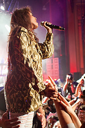 M.I.A performs at The Fox Theater.  Oakland, CA - 10/12/10