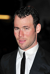 © Licensed to London News Pictures. 19/12/2011. London, England. Mark Cavendish attends a Night Of Heros , the Sun Military Awards 2011 held on Monday 19th Dec at the Imperial War Museum London . the awards will be televised on Wed 21st December 2011 .  Photo credit : ALAN ROXBOROUGH/LNP
