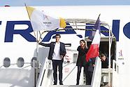 Return of the Delegation PARIS 2024 - 15 Sept 2015