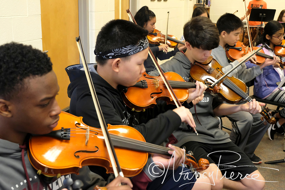 Community House Middle School Symphony Orchestra