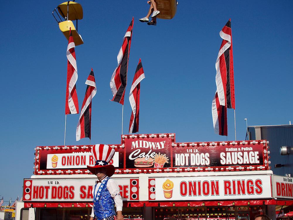 Americana.<br /> <br /> Ohio State Fair, Columbus, Ohio.