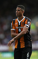 Football - 2016 / 2017 Premier League - Burnley vs. Hull City<br /> <br /> Curtis Davies of Hull City during the Premier League match between Burnley and Hull City at Turf Moor. <br /> <br /> COLORSPORT/LYNNE CAMERON