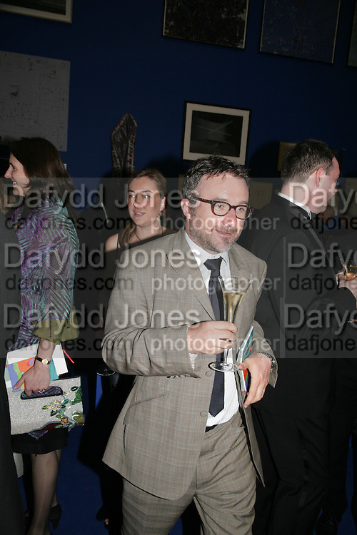 Royal Academy Annual Dinner. Piccadilly. London. 5 June 2007.  -DO NOT ARCHIVE-© Copyright Photograph by Dafydd Jones. 248 Clapham Rd. London SW9 0PZ. Tel 0207 820 0771. www.dafjones.com.