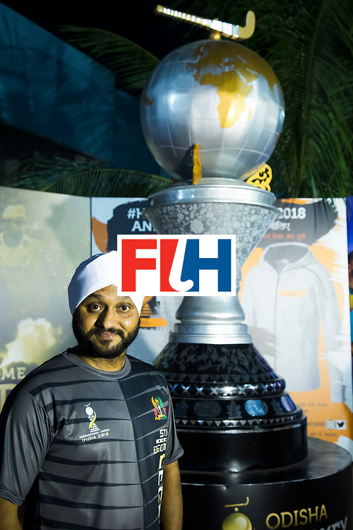 BHUBANESWAR - The Odisha Men's Hockey World League Final . replica World Cup   .     WORLDSPORTPICS COPYRIGHT  KOEN SUYK