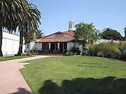 Historic San Clemente Casino