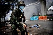 Bangkok Unrest.