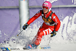 21.02.2015, Pohorje, Maribor, SLO, FIS Weltcup Ski Alpin, Maribor, Riesenslalom, Damen, 2. Lauf, im Bild Nadia Fanchini (ITA) // Nadia Fanchini of Italy after the 2nd run of ladie's Giant Slalom of the Maribor FIS Ski Alpine World Cup at the Pohorje in Maribor, Slovenia on 2015/02/21. EXPA Pictures © 2015, PhotoCredit: EXPA/ Erwin Scheriau
