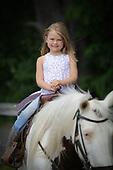 Caleb, Charlee & Princess 6-2017