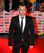 05/10/2009 Stephen Gately arrives at The Pride of Britain Awards a week before his death.