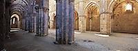 San Galgano abbay<br /> Tuscany - Italy