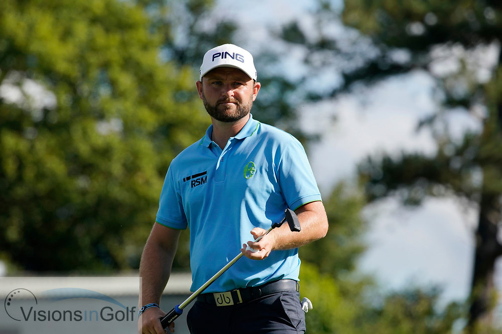 Andy Sullivan<br /> <br /> The British Masters 2017<br /> Close House<br /> Uk<br /> Picture Credit: Mark Newcombe/visionsingolf.com