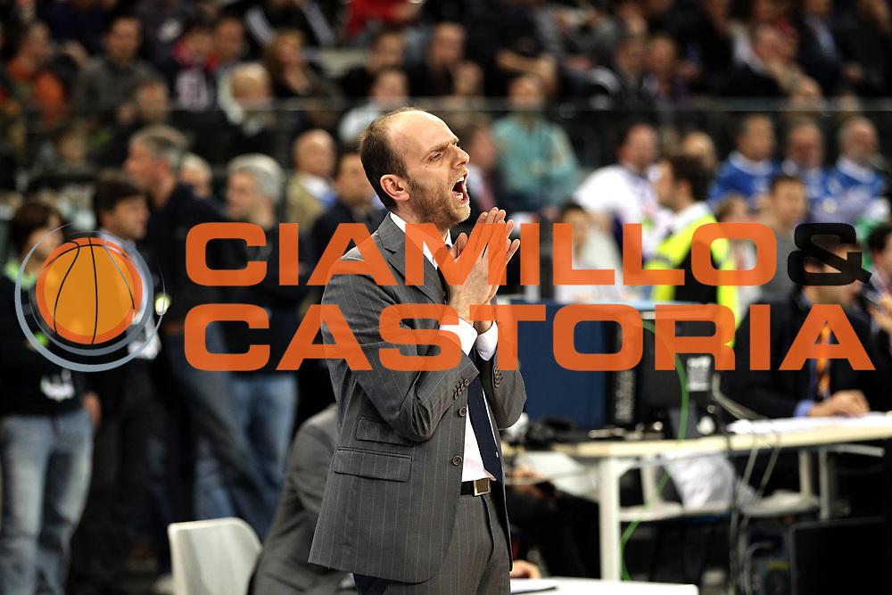 DESCRIZIONE : Torino Coppa Italia Final Eight 2011 Quarti di Finale Bennet Cantu Angelico Biella<br /> GIOCATORE : Massimo Cancellieri<br /> SQUADRA : Angelico Biella<br /> EVENTO : Agos Ducato Basket Coppa Italia Final Eight 2011<br /> GARA : Bennet Cantu Angelico Biella<br /> DATA : 11/02/2011<br /> CATEGORIA : coah<br /> SPORT : Pallacanestro<br /> AUTORE : Agenzia Ciamillo-Castoria/C.De Massis<br /> Galleria : Final Eight Coppa Italia 2011<br /> Fotonotizia : Torino Coppa Italia Final Eight 2011 Quarti di Finale Bennet Cantu Angelico Biella<br /> Predefinita :