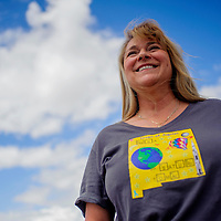 Grants Elementary School teacher Debbie Tomac recently returned from a week-long program with the National Aeronautics and Space Administration headquarters in Houston.