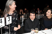 VICTORIA MIRO; RYUTARO TAKAHASHI, Yayoi Kusama opening. Tate Modern. London. 7 February 2012