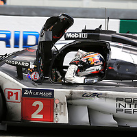 #2, Porsche 919 Hybrid, Porsche Team, Romain Dumas, Neel Jani, Marc Lieb, 24 Heures Du Mans , 19/06/2016,