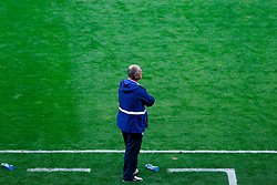 08.07.2014, Mineirao, Belo Horizonte, BRA, FIFA WM, Brasilien vs Deutschland, Halbfinale, im Bild Brazil's coach Luiz Felipe Scolari looks on // during Semi Final match between Brasil and Germany of the FIFA Worldcup Brazil 2014 at the Mineirao in Belo Horizonte, Brazil on 2014/07/08. EXPA Pictures © 2014, PhotoCredit: EXPA/ Photoshot/ Liu Bin<br /> <br /> *****ATTENTION - for AUT, SLO, CRO, SRB, BIH, MAZ only*****