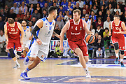 DESCRIZIONE : Eurolega Euroleague 2015/16 Group D Dinamo Banco di Sardegna Sassari - Brose Basket Bamberg<br /> GIOCATORE : Niccolo' Melli<br /> CATEGORIA : Palleggio Contropiede<br /> SQUADRA : Brose Basket Bamberg<br /> EVENTO : Eurolega Euroleague 2015/2016<br /> GARA : Dinamo Banco di Sardegna Sassari - Brose Basket Bamberg<br /> DATA : 13/11/2015<br /> SPORT : Pallacanestro <br /> AUTORE : Agenzia Ciamillo-Castoria/C.Atzori