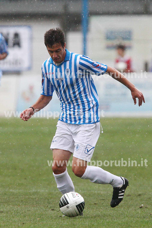 CANZIAN NICOLA SPAL 2011-2012