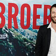 NLD/Amsterdam/20170522 - Premiere film Broers, Niels Gomperts