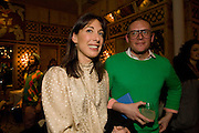 SAMANTHA CAMERON; GILES DEACON, Kate Grand hosts a Love Tea and Treasure hunt at Flash. Royal Academy. Burlington Gardens. London. 10 december 2008 *** Local Caption *** -DO NOT ARCHIVE-©#169yrightright Photograph by Dafydd Jones. 248 Clapham Rd. London SW9 0PZ. Tel 0207 820 0771. www.dafjones.com.<br />SAMA CAMERONERON; GILES DEACON, Kate Grand hosts a Love Tea and Treasure hunt at Flash. Royal Academy. Burlington Gardens. London. 10 decembe