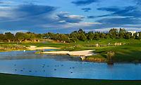 VILAMOURA - Algarve - Oceanico Victoria  Golfcourse, hole ,   COPYRIGHT KOEN SUYK