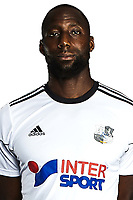 Baradji Sekou of Amiens during the pre season Photoshoot on July 14, 2017 in Cambon, France. (Photo by Amiens/Icon Sport)