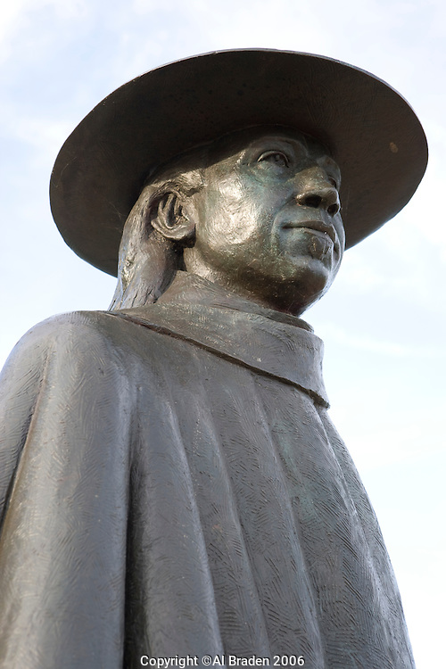 Stevie Ray Vaughn Statue on Lady Bird Lake