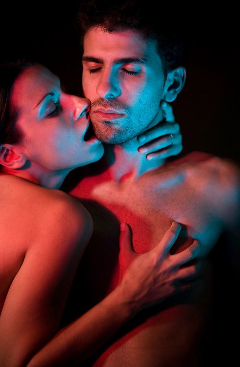Modelos: Ivana la Piana y Eduardo Kilez.