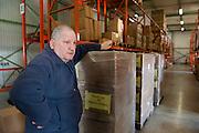 Pascal Bosser, 54 ans, 22 années d'ancienneté dans l'usine ou il s'occupait du magazin. Depuis quatre mois les ouvrières de Sodimédical, à Plancy l'Abbaye (10) pointent tous les matins à 7h15 mais à la fin du mois aucun salaire ne tombe. En 2010 le groupe Lohmann & Rauscher a annoncé la fermeture de cette usine de matériel médical et le licenciement de ses 54 salariés pour délocaliser l'activité en Chine. Malgré plusieurs décisions de justice qui ont invalidé les plans sociaux , le groupe ne confie plus de travail aux ouvrières. Sans travail mais aussi sans chômage, les ouvriers sont chaque jour 8 heures à l'usine, tricotant, jouant aux cartes ou marchant en rond dans le parking, en attendant une décision.