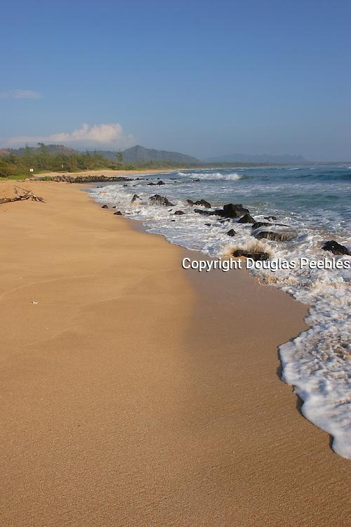 Nukolii Beach, Kauai, Hawaii<br />