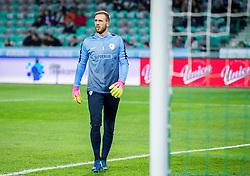 Jan Oblak of Slovenia prior to the football match between National teams of Slovenia and Slovakia in Round #2 of FIFA World Cup Russia 2018 qualifications in Group F, on October 8, 2016 in SRC Stozice, Ljubljana, Slovenia. Photo by Vid Ponikvar / Sportida