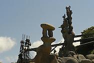 Museo do Aleman de Camelle o Museo de Man, detalle.<br /> Photo @ Antonio Nodar/Imagenes Libres