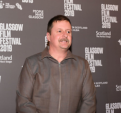 Glasgow Film Festival 2019<br /> <br /> Scottish Premier of Papi Chulo<br /> <br /> <br /> Pictured: John Butler <br /> <br /> (c) Aimee Todd | Edinburgh Elite media