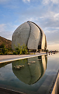 The Bahá'í House of Worship of South America in Santiago de Chile
