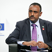 20160615 - Brussels , Belgium - 2016 June 15th - European Development Days - Towards a circular economy for sustainable consumption and production - Mebrahtu Meles , State Minister of Industry , Federal Democratic Republic of Ethiopia © European Union