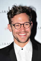 © Licensed to London News Pictures. 10/02/2012. London, England. Will Young attends a private dinner ahead of sundays Bafta awards hosted by William Banks-Blaney of WilliamVintage and actress Gillian Anderson at St Pancras Renaissance Hotel London  Photo credit : ALAN ROXBOROUGH/LNP