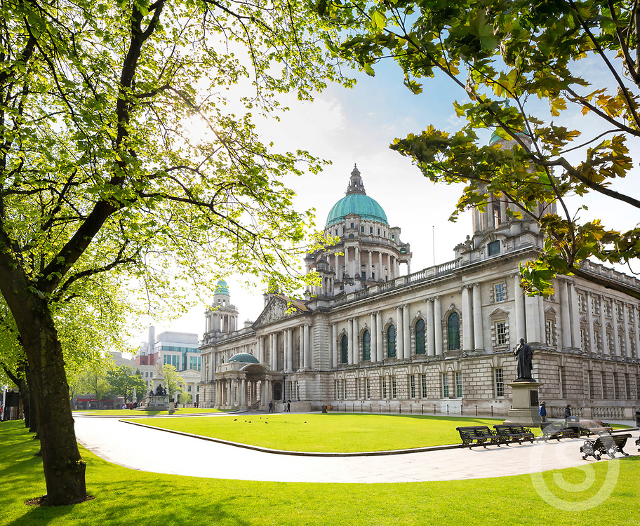 Photographer: Paul Lindsay, Belfast City Hall