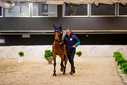 Fredricson Peder, SWE, H&M All In<br /> LONGINES FEI World Cup™ Finals Gothenburg 2019<br /> © Dirk Caremans<br /> 02/04/2019