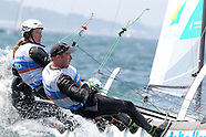2015 ISAF SWC UK | Nacra 17 | 11 June